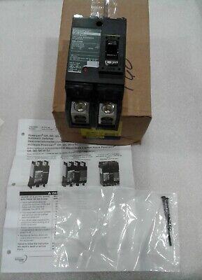 Qbl22200 Square D 2pole 200amp 240v Circuit Breaker New In Box
