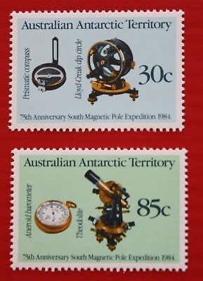 CLEARANCE - Australia AAT (L57-L58) 1984 South Magnetic Pole Exped. singles set