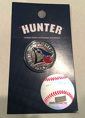 Toronto Blue Jays MLB Baseball Lapel Pin New Logo Badge Button Clothes New NWT