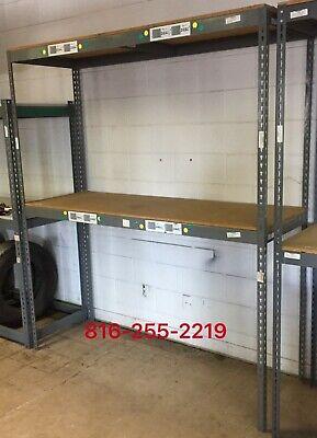 Boltless Rivet Box And Parts Storage Shelving