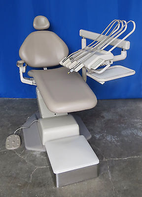 Adec 1021 Decade Dental Chair Package Radius Adec 2132 Euro Continental Delivery