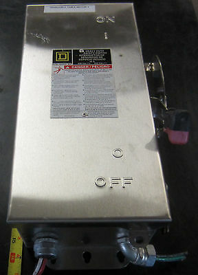 Square D HDL36125 125A PowerPact HD 150 Circuit Breaker HD150 HDL ...