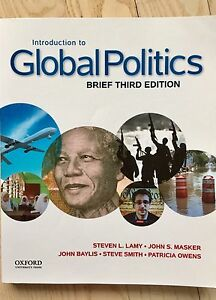 Introduction to Global Politics, Brief 3rd Edition