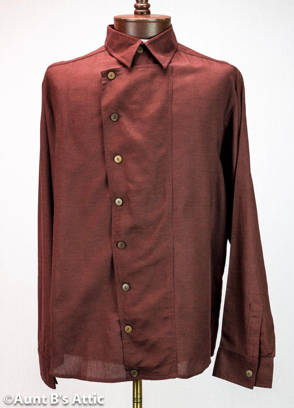 Steampunk Victorian Western 18th-19th Century Cotton/line...