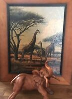 Picture and sculpture  best offer