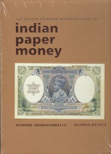 Revised Guide to Indian Paper Money Book