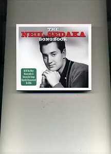 NEIL SEDAKA - THE NEIL SEDAKA SONGBOOK - 2 CDS - NEW!!