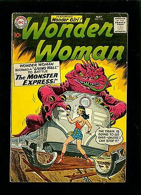 Wonder Woman 114- Large Scans