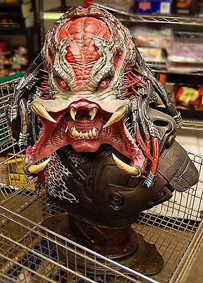 Sideshow Collectibles Berserker Predator 1:1 Scale Life-Size Bust Statue Figure