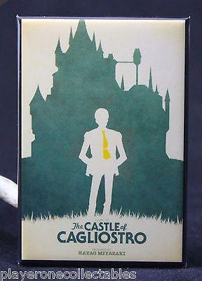 The Castle of Cagliostro Movie Poster 2