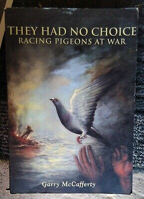 They Had No Choice: Racing Pigeons at War by Garry McCafferty (Paperback, 2002)