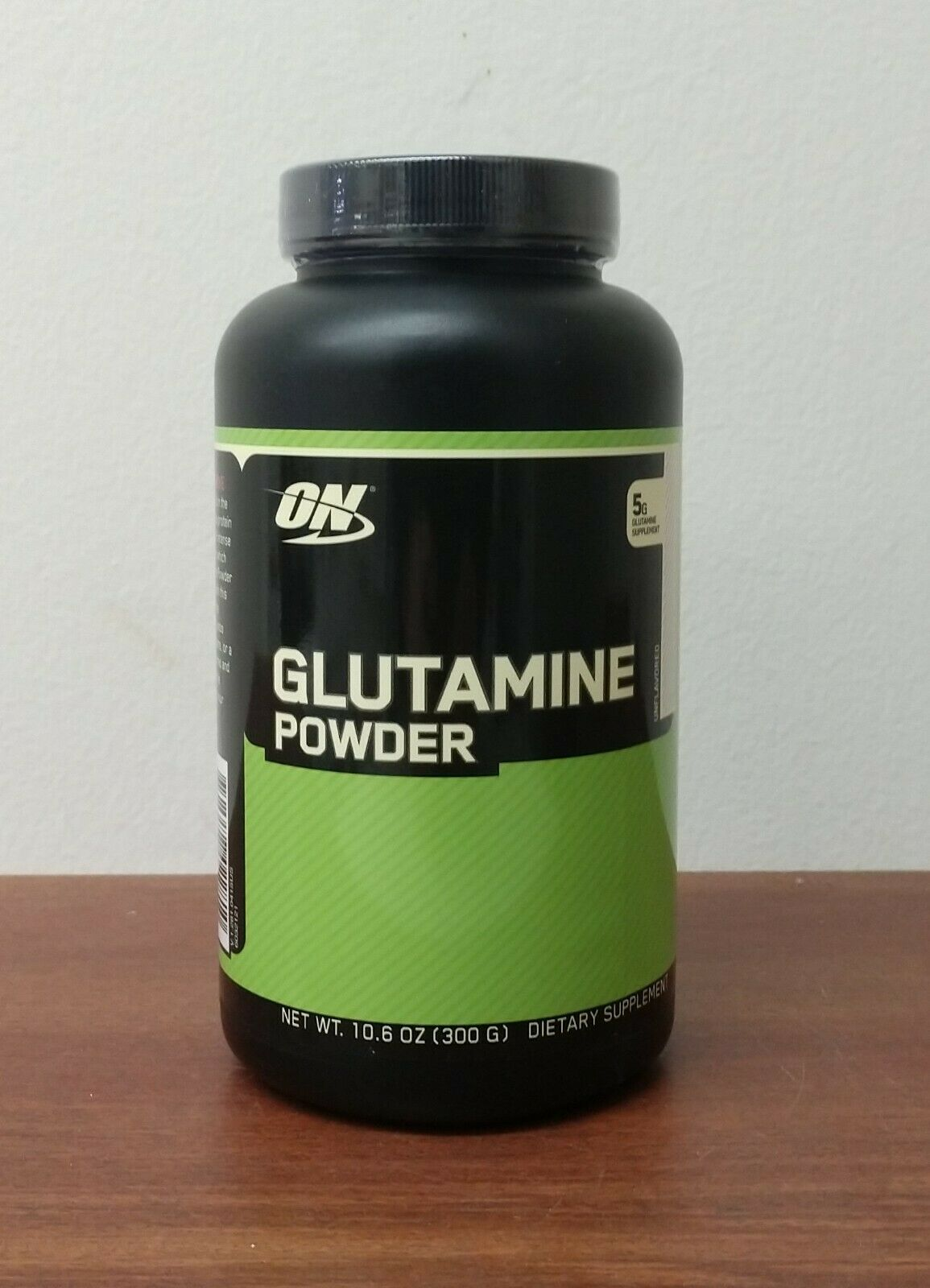 Glutamine Powder Optimum Nutrition 300 grams Powder