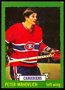 1973-74-OPC-O-PEE-CHEE-164-PETER-MAHOVLICH-NM-MONTREAL-CANADIENS-HOCKEY-CARD