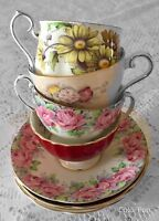 Vintage Tea Party Rentals for Weddings and Showers