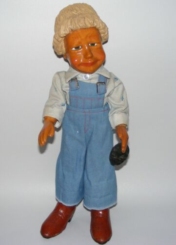 """Naber Kids doll 1994 signed 19"""" BUBBA #8"""