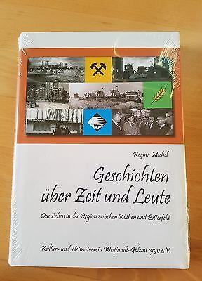 Buch Köthen Bitterfeld Region Anhalt