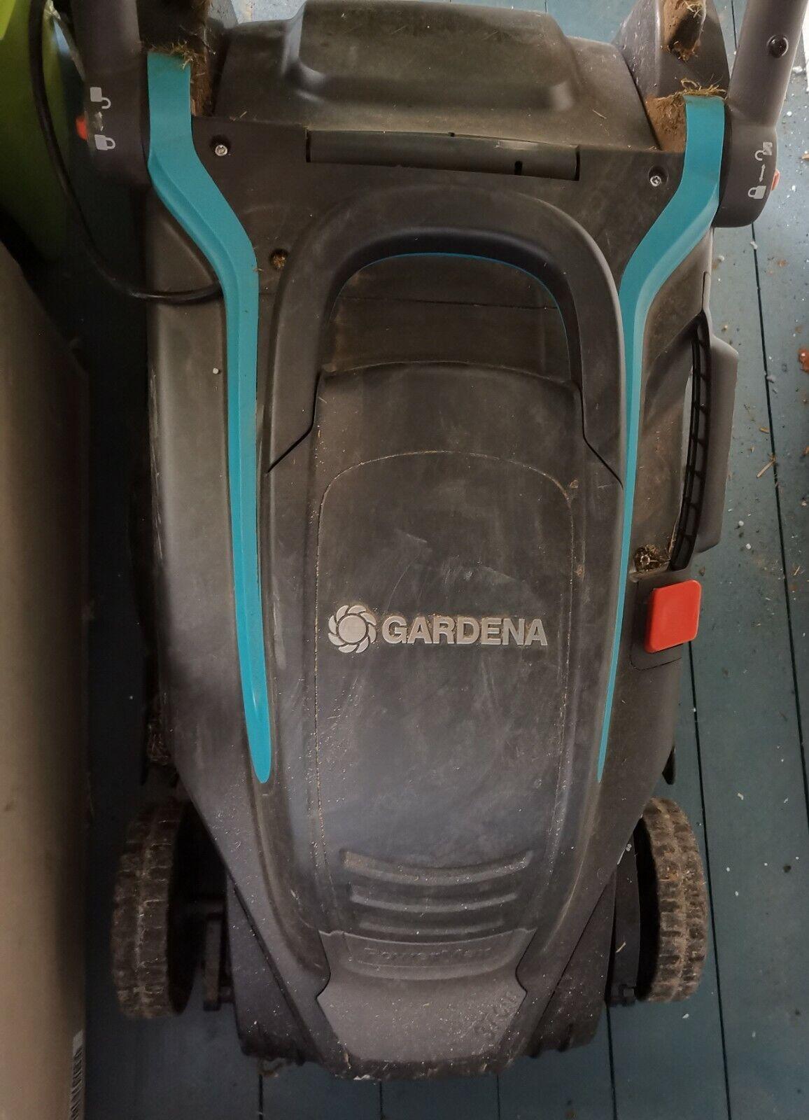 Gardena PowerMax 1600/37 Elektro-Rasenmäher (5037-20)