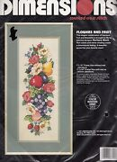 Counted Cross Stitch Kits Roses