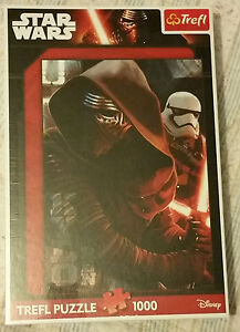 STAR WARS THE FORCE AWAKENS - KYLO REN - PUZZLE 1000 PIECES - <span itemprop=availableAtOrFrom>Gdynia, Polska</span> - STAR WARS THE FORCE AWAKENS - KYLO REN - PUZZLE 1000 PIECES - Gdynia, Polska