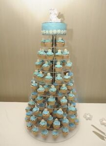 7-tier Cupcake Stand Rental for your wedding
