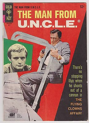 Man From Uncle  13   Fine Condition