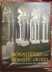 Monasteries and Monastic Orders Hardcover Book $20
