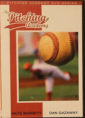 How to Pitch Baseball The Pitching Academy 4-DVD set throw faster hitting drills Baseball Throwing Drills
