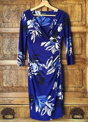 Lauren Ralph Lauren Blue Dress Sz 2