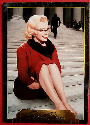 """""""Sports Time Inc."""" MARILYN MONROE Card # 114 individual card, issued in 1995"""