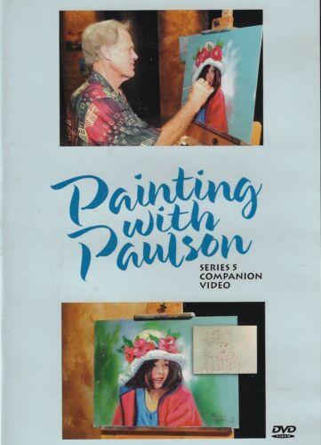 Painting With Buck Paulson  - 5th TV Season Series - 13 programs