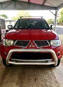 Mitsubishi Triton 2010 GLX-R 4x4 dual cab Roma Roma Area Preview