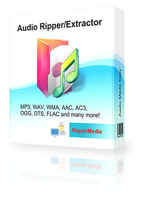 CD Audio Music Ripper Extraction Encoder Clone Convert Software Disc Windows DVD