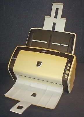 Fujitsu fi-6130 Duplex Color Document Scanner with A/C Adapter *QTY AVAILABLE*