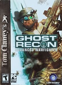 Ghost Recon Advance Warfighter PC game