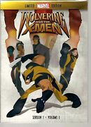 Wolverine and The X-men DVD