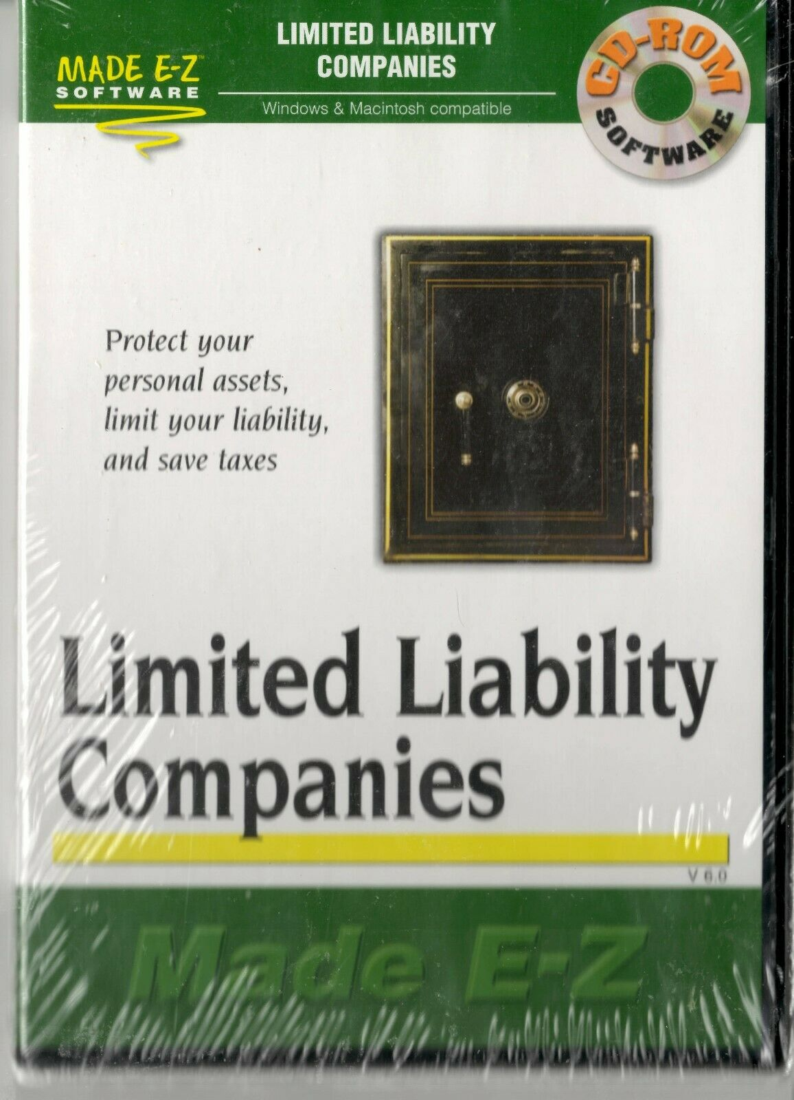 Made E-Z Software - Limited Liability Companies - CD-ROM 2001