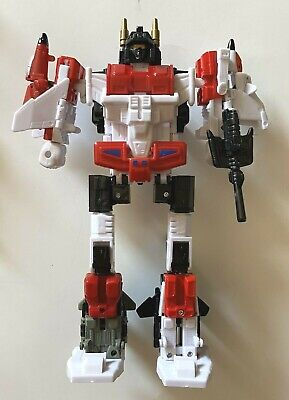 KO 1986 HASBRO TRANSFORMERS G1 SUPERION AERIALBOTS COMBINER LOOSE COMPLETE