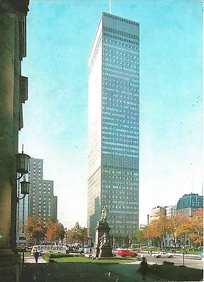 Montreal Imperial Bank Of Commerce   Canadas Tallest Building   P C Unposted