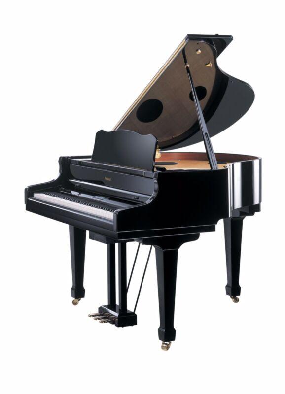 Roland RG-7 Digital Player Baby Grand Piano
