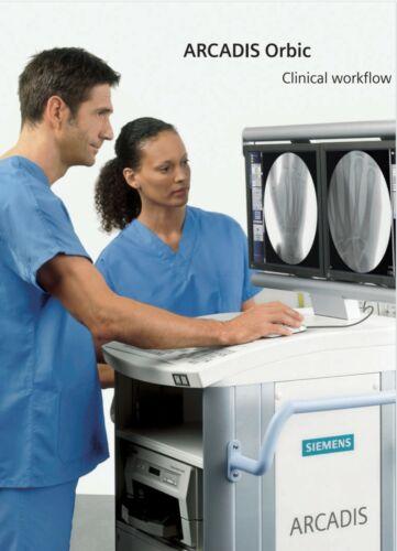 C-Arm fluoroscopy Siemens arcadis varic with 2021 upgrade