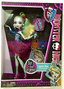 Monster High Dot Dead Gorgeous Lagoona Blue