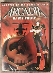 Harlock - Arcadia of My Youth anime movie dvd