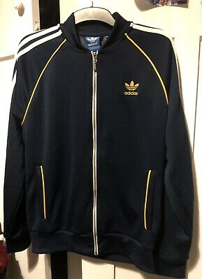 Adidas Originals Track Top Jacket Navy