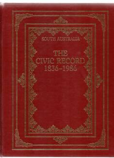 South Australian  THE CIVIC RECORD  *****1986