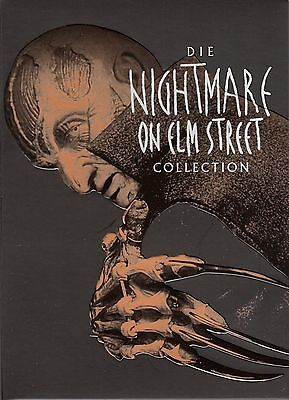 Nighmare on Elm Street Collection , Part 1-7 , German Release , new & sealed