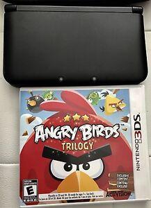 Console Nintendo 3DS XL super état + jeu Angry birds 3ds