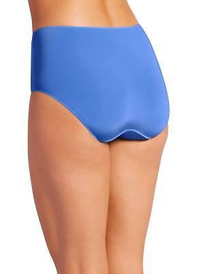Jockey Womens No Panty Line Promise Tactel Hip Brief Underwear Hipsters nylon