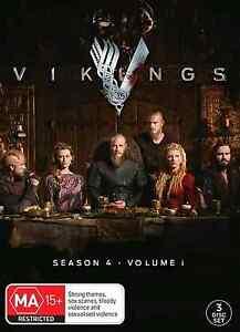 VIKINGS season 4 volume 1 NEW Marrickville Marrickville Area Preview