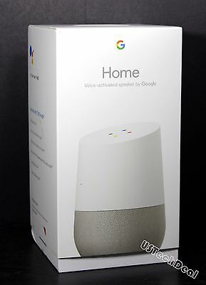 Google Home  White Slate  Digital Media Streamer
