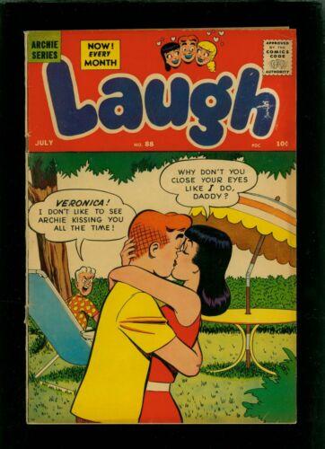 Laugh Comics 88 VG 4.0